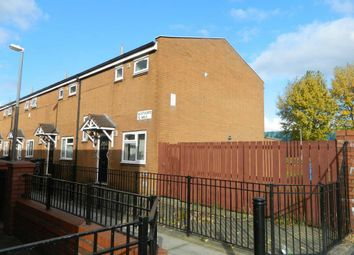 Thumbnail 2 bed terraced house to rent in Saxthorpe Walk, Manchester