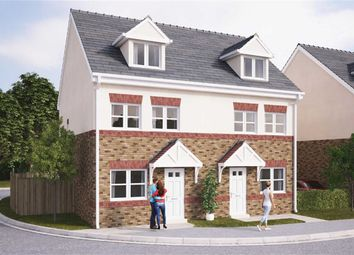 Thumbnail 3 bed semi-detached house for sale in Bamburgh Close, Barrow In Furness, Cumbria