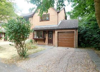Thumbnail 2 bed semi-detached house to rent in Mewburn, Bretton, Peterborough