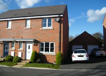 Thumbnail 3 bed semi-detached house for sale in Anson Avenue, Calne