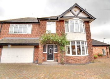 Thumbnail 4 bed detached house for sale in Maple Avenue, Sandiacre, Nottingham