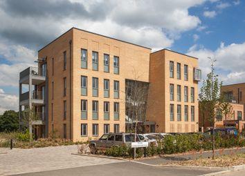 Thumbnail 2 bed flat for sale in Renard Way, Trumpington, Cambridge