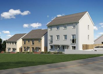 Thumbnail 4 bedroom semi-detached house for sale in The Matei Southern Gate, Plymouth
