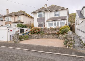 Thumbnail 5 bed detached house for sale in Portuan Road, Hannafore, West Looe