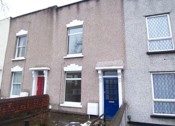 Thumbnail 2 bed terraced house to rent in Two Mile Hill Road, Kingswood