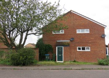 Thumbnail 1 bed property for sale in Lambourne Avenue, Aylesbury
