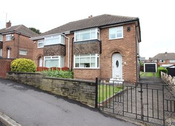Thumbnail 3 bed semi-detached house for sale in Lathkill Road, Richmond, Sheffield