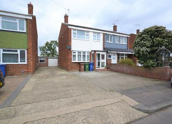 Thumbnail 3 bed semi-detached house for sale in Oxley Gardens, Stanford-Le-Hope