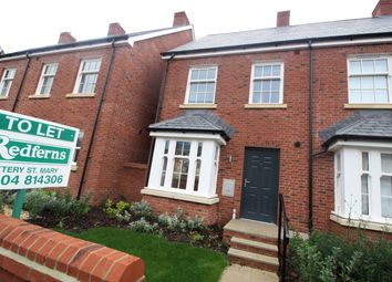 Thumbnail 3 bed end terrace house to rent in Mill Street, Ottery St Mary, Devon