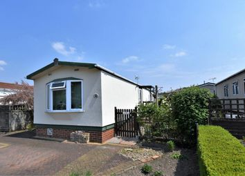 Thumbnail 1 bed mobile/park home for sale in Normandy, Guildford