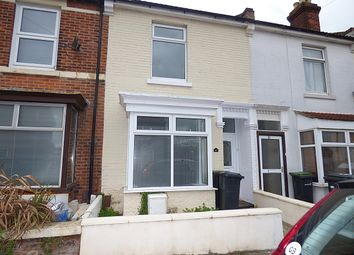 Thumbnail 2 bed terraced house to rent in Woodstock Road, Gosport