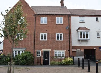 Thumbnail 3 bed semi-detached house to rent in Salford Way, Church Gresley, Swadlincote