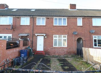 Thumbnail 3 bed terraced house for sale in Grange Road, Fenham, Newcastle Upon Tyne