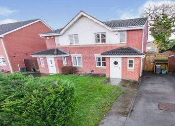 Thumbnail 3 bed semi-detached house for sale in Slessor Road, York