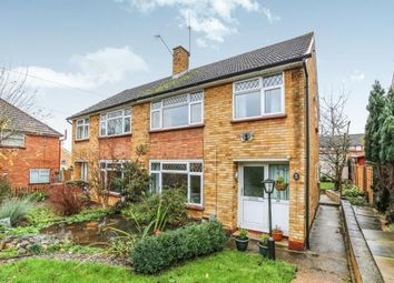 Thumbnail 4 bed semi-detached house for sale in Manton Road, Hitchin, Hertfordshire, England