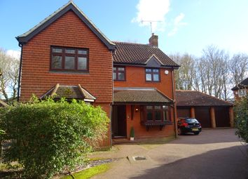 Thumbnail 4 bed detached house to rent in Horksley Gardens, Hutton Poplar