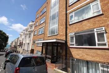 Thumbnail 2 bed flat to rent in Norfolk Road, Brighton