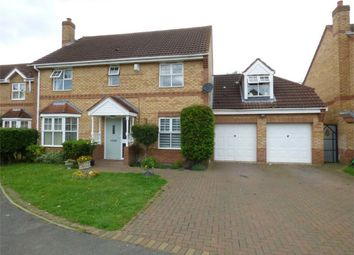 Thumbnail 6 bed detached house for sale in Barkston Drive, Peterborough, Cambridgeshire