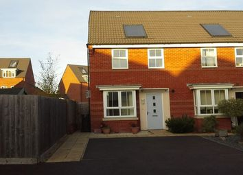 Thumbnail 3 bed semi-detached house for sale in Imperial Way, Bridgwater