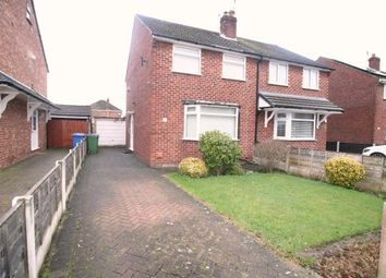 Thumbnail 2 bed semi-detached house for sale in Wilton Avenue, Heald Green, Cheadle, Greater Manchester