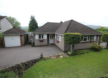 Thumbnail 3 bed detached house for sale in Caerleon Road, Llanfrechfa, Cwmbran