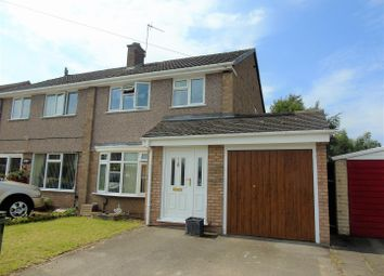 Thumbnail 3 bedroom semi-detached house to rent in Earlsway, Great Haywood, Stafford