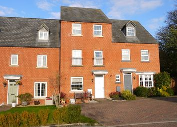 Thumbnail 3 bed town house for sale in Cann Close, Sudbury