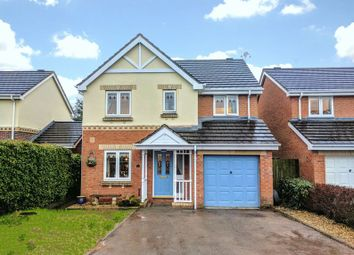 Thumbnail 4 bed detached house for sale in Centurion Way, Credenhill, Hereford
