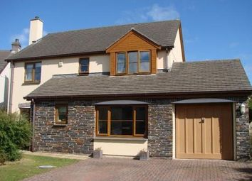 Thumbnail 4 bed property to rent in Rosevale Gardens, Luxulyan, Bodmin