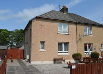 Thumbnail 3 bed semi-detached house for sale in Wall Street, Camelon, Falkirk
