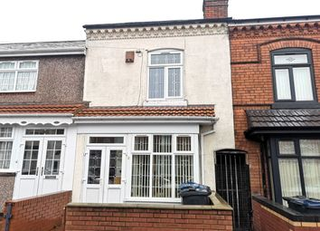 3 bed terraced house for sale in Pretoria Road, Bordesley Green, Birmingham B9