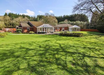 Thumbnail 3 bed detached bungalow for sale in Pentrebach, Merthyr Tydfil