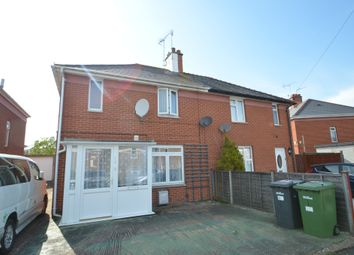 Thumbnail 3 bed semi-detached house for sale in Merrivale Road, Exeter