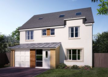 Thumbnail 5 bedroom detached house for sale in The High School, Ogilvie Road, Stirling