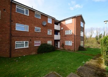 Thumbnail 1 bed flat for sale in Woburn Close, Bragbury End, Stevenage, Hertfordshire