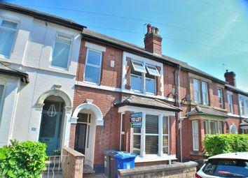 Thumbnail 7 bed terraced house for sale in Radbourne Street, Derby