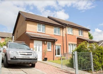Thumbnail 3 bed terraced house for sale in Kintyre Crescent, Coatbridge