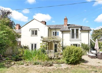 Thumbnail 3 bed semi-detached house for sale in Iwerne Minster, Blandford Forum, Dorset