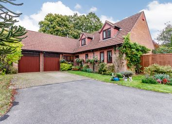 Thumbnail 5 bed detached house for sale in Orchard End, Farnham, Surrey