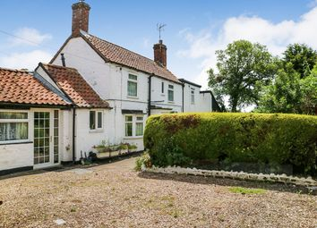 Thumbnail 3 bed detached house for sale in Gunby Road, Orby, Skegness