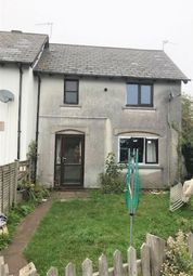 Thumbnail 2 bed end terrace house to rent in Avon Close, South Brent