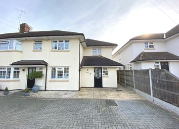 Thumbnail 2 bed flat for sale in Third Avenue, Broomfield, Chelmsford