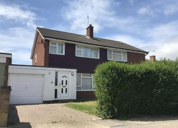 Thumbnail 3 bedroom semi-detached house for sale in Severn Way, Bletchley, Milton Keynes, Buckinghamshire