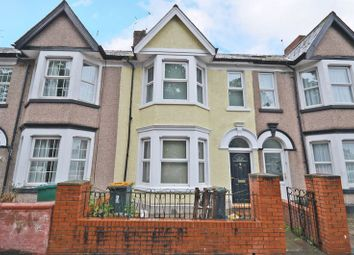 Thumbnail 4 bed property for sale in Large Extended House, Alexandra Road, Newport