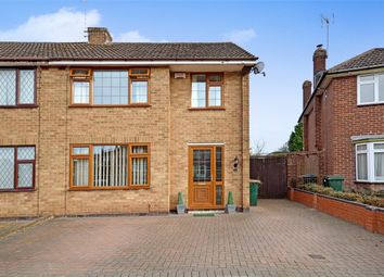 Thumbnail 3 bed semi-detached house for sale in Ivybridge Road, Styvechale, Coventry
