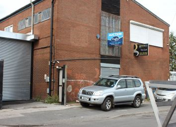 Thumbnail Warehouse to let in Collingham Street, Manchester
