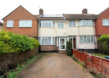 Thumbnail 3 bed terraced house for sale in Caverleigh Way, Worcester Park