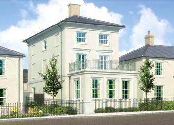 Thumbnail 4 bed detached house for sale in Dukes Parade, Poundbury, Dorchester