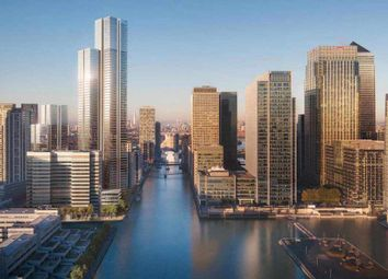 Thumbnail 1 bed flat for sale in South Quay Plaza, Marsh Wall, Canary Wharf