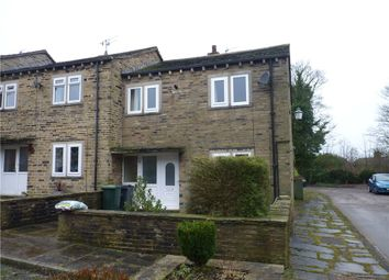 Thumbnail 3 bed terraced house for sale in Heathcliff, Haworth, Keighley, West Yorkshire